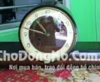 Đồng hồ vai bò để bàn Badul của Đức