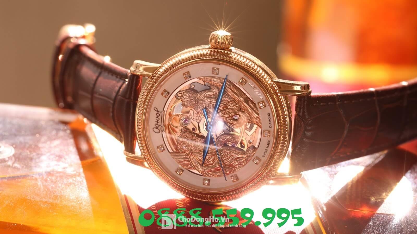 Thu mua đồng hồ cũ giá cao 0888.559.995